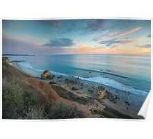 Magical View in Southern California  Poster