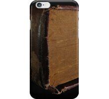 Monumental Book iPhone Case/Skin