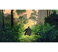 The Jungle Book Photographic Print