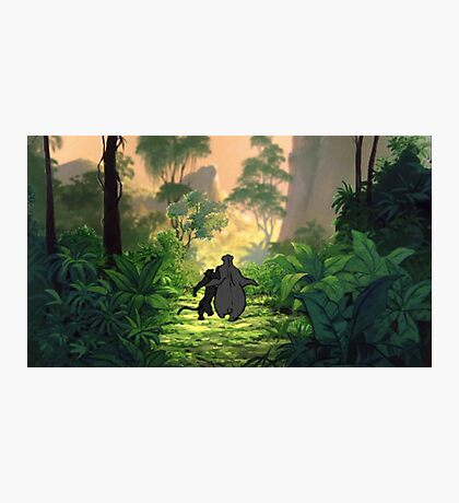 The Jungle Book Photographic Print