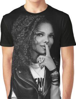 Janet emirates Graphic T-Shirt