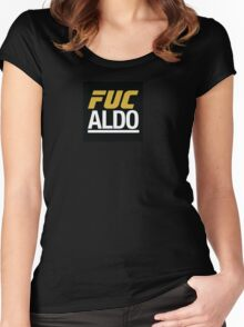 F-Aldo! Women's Fitted Scoop T-Shirt