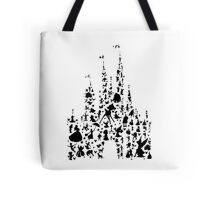 Happiest Castle On Earth Tote Bag