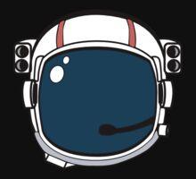 Astronaut Helmet One Piece - Long Sleeve