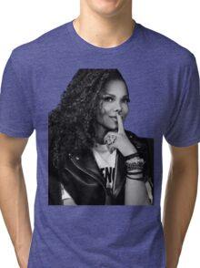 Janet emirates Tri-blend T-Shirt