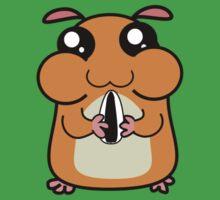 Cartoon Hamster Kids Tee