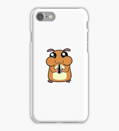 Cartoon Hamster iPhone Case/Skin