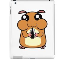 Cartoon Hamster iPad Case/Skin