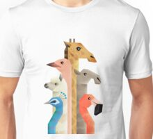 Long necks Unisex T-Shirt