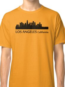 Los Angeles Cityscape Skyline Classic T-Shirt