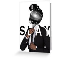 Deff-Soul Slay Print Greeting Card
