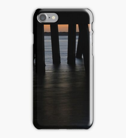 Twilight at the Bridge iPhone Case/Skin