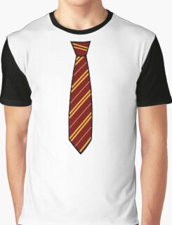 Potter-Tie Graphic T-Shirt