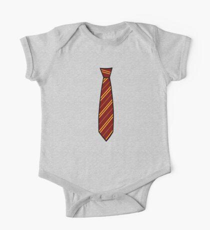 Potter-Tie One Piece - Short Sleeve
