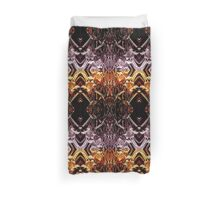Garden Variety Abstract Duvet Cover