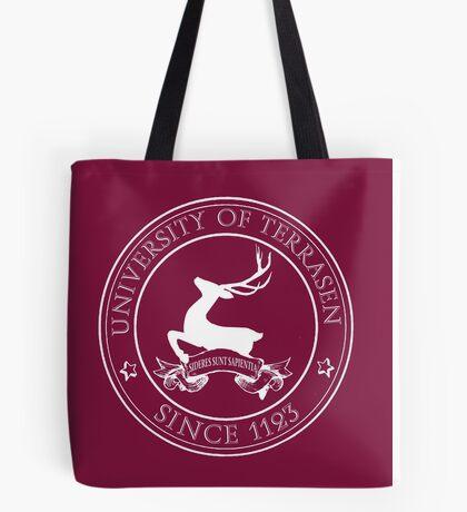 The University of Terrasen Tote Bag