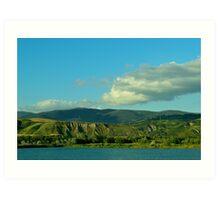 Tuscany Country Art Print