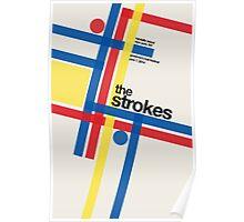 THE STROKES GOV BALL Poster