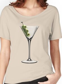 Martini Martini! Women's Relaxed Fit T-Shirt