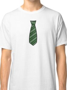 Slytherin Tie  Classic T-Shirt