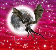 Black Dragon by Vac1