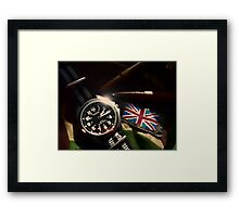 A Bit of British  Framed Print