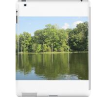 Lake Ridge Reflection by Respite Artwork iPad Case/Skin