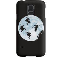 THE EXTRA-TURTLERIALS Samsung Galaxy Case/Skin