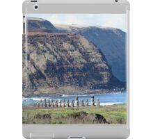 Easter Island Requiem iPad Case/Skin