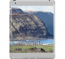 Easter Island Requiem iPad Case/Skin