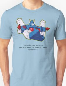 Ultra Magnus - quote (larger text) T-Shirt