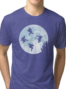 THE EXTRA-TURTLERIALS Tri-blend T-Shirt