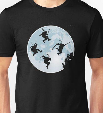 THE EXTRA-TURTLERIALS Unisex T-Shirt