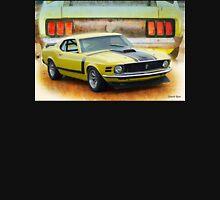 1970 Boss 302 Mustang Unisex T-Shirt