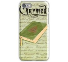 Charmed | The Book of Shadows by Issorrisi iPhone Case/Skin