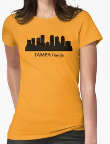 Tampa Cityscape Skyline T-Shirt