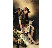 Fairy Tale Art - The Witch's Daughter Photographic Print