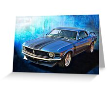 Boss 302 Greeting Card