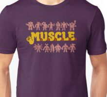M.U.S.C.L.E Muscleman Muscle men Unisex T-Shirt