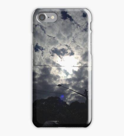 1 cloud , 2clouds,3clouds, 4 iPhone Case/Skin
