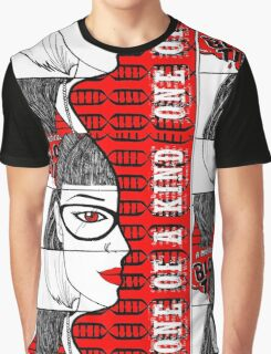 """""""One of a Kind"""" Orphan Black Art Graphic T-Shirt"""