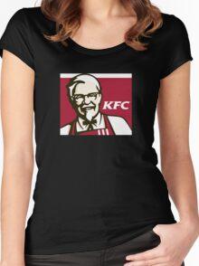 KFC Women's Fitted Scoop T-Shirt