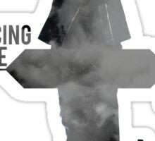 Tracing A Line In The Infinite -Alternate design (Person of Interest) Sticker
