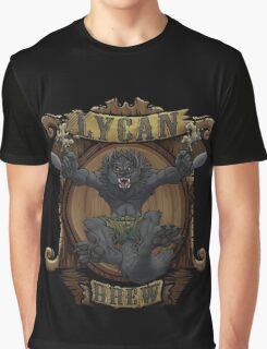 Lycan Brew Graphic T-Shirt