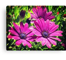 Flower Power 6 Canvas Print