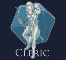 Dungeons and Dragons Cleric One Piece - Short Sleeve