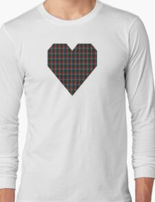 00911 Wilson's No. 61 Fashion Tartan  Long Sleeve T-Shirt