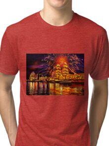 Happy Birthday, America! Tri-blend T-Shirt