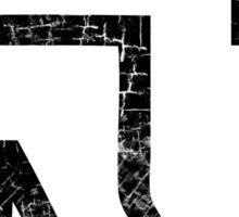 Rammstein -Fatigued- Sticker