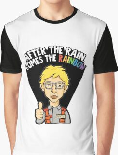 Matt The Radar Technician Graphic T-Shirt